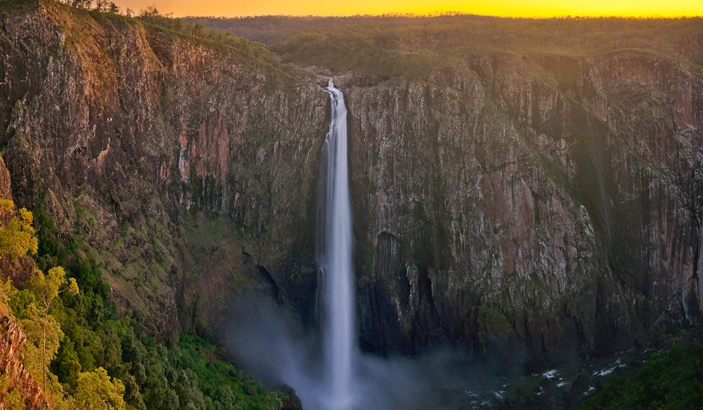 Wallaman Falls Girringun National Park Queensland Your Shot