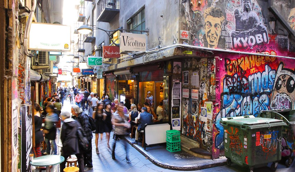 Melbourne is Katie Quinn Davies' (What Katie Ate blog) fave city break.