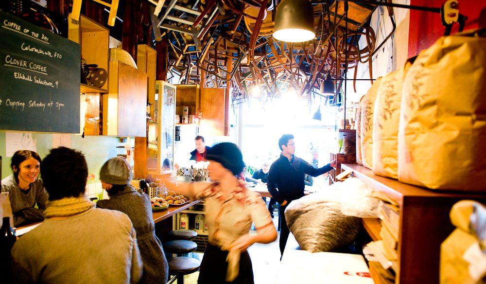 Brother Baba Budan Cafe Little Bourke Street