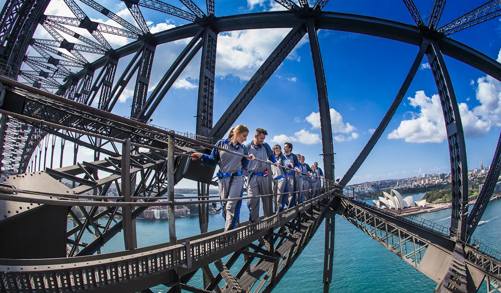 BRIDGECLIMB CLIMB PROMO AND STOCK - SEPTEMBER 2014