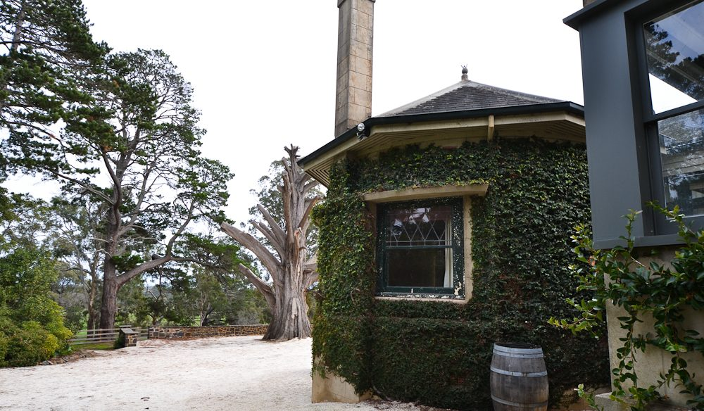 Homeward-bound accommodation option, Eurambeen Homestead, Beaufort (photo: Nicole Tujague).
