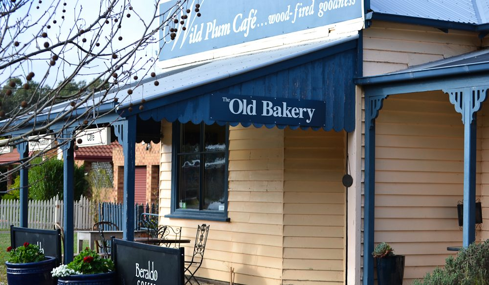 Old Bakery Dunkeld: chocolate croissants to die for (photo: Nicole Tujague).