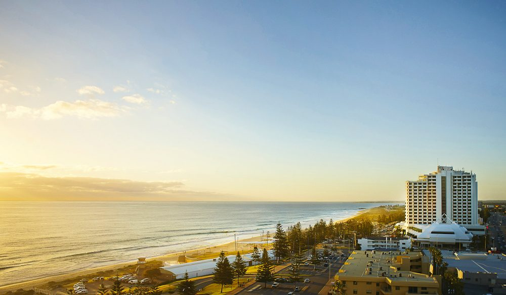 Scarborough, the perfect place for a Perth family holiday.