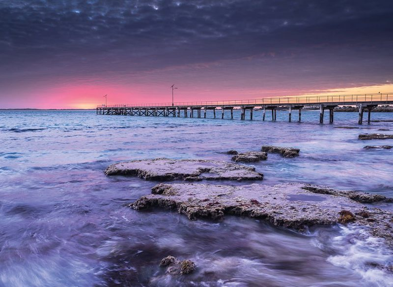 Robe Jetty South Australia