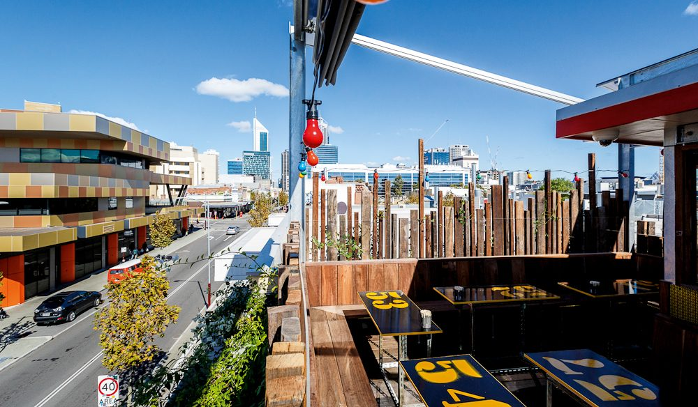 Noodlebar and Laundry with a view, Lucky Chan's, Northbridge (photo: Jessica Wyld).