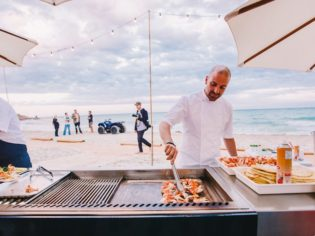 George Calombaris gourmet escape
