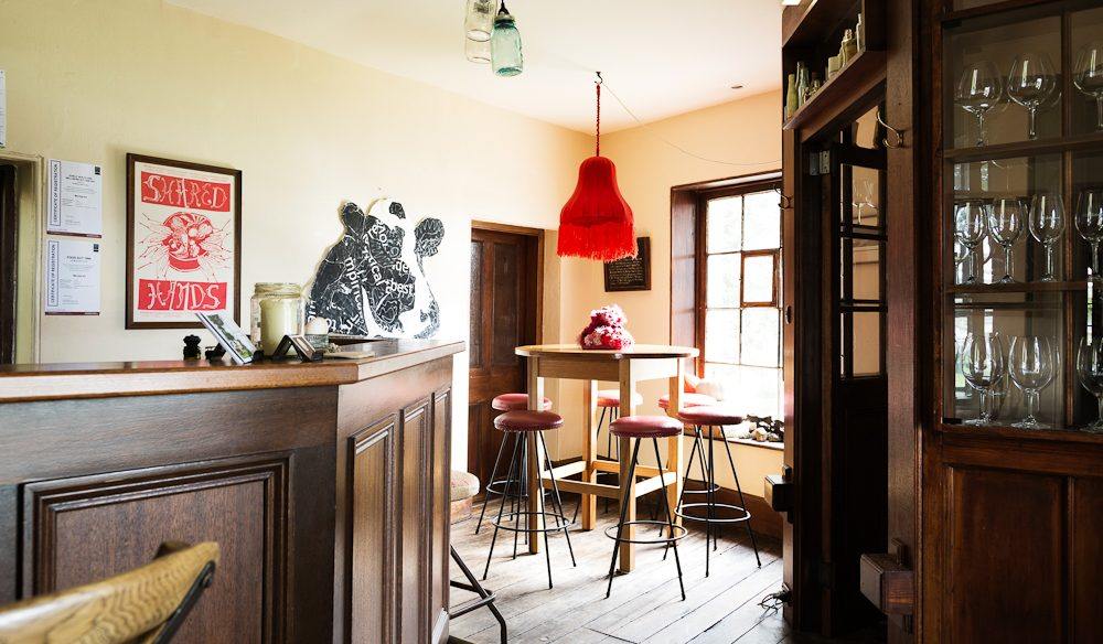 The Merrijig Inn, Port Fairy, retains its old-world feel.