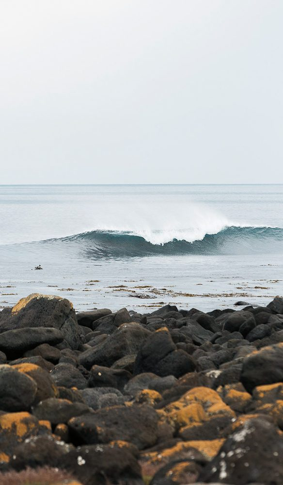 Port Fairy has some great surf breaks to tackle.