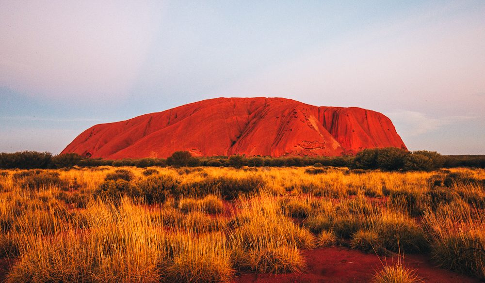 Rule #4, Respect local people ... climbing Uluru is disrespectful to traditional owners the Anangu people.