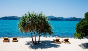 Winner Most Desirable Island Escape 2015 Hamilton Island