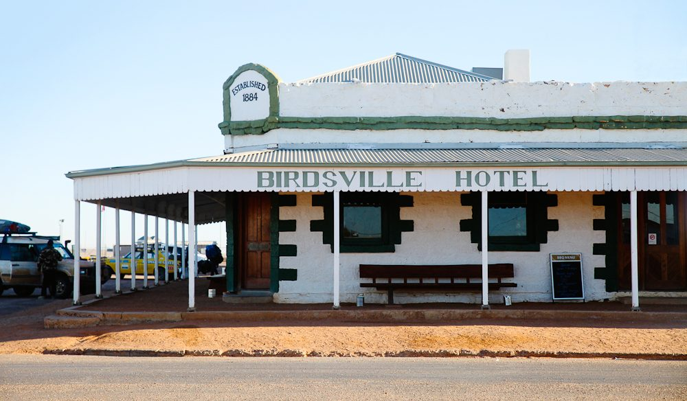 Winner Best Town Off the Beaten Track: Birdsville, Queensland (photo: Steve Madgwick).