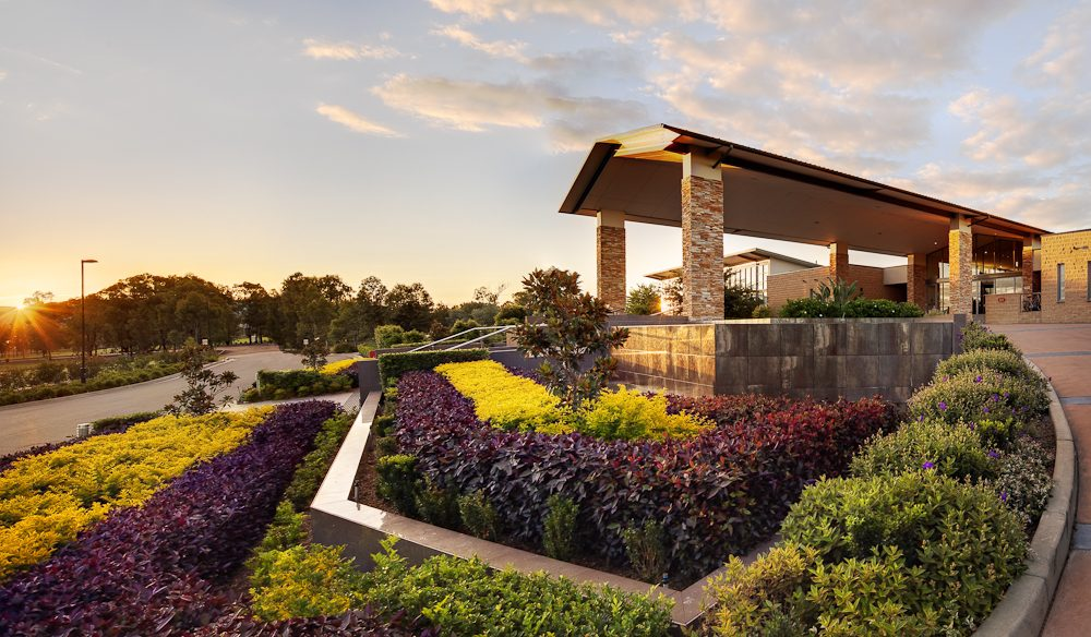Popular choice, Crowne Plaza Hunter Valley.