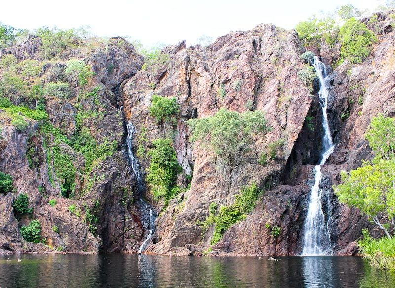 Take a dip at Wangi Falls