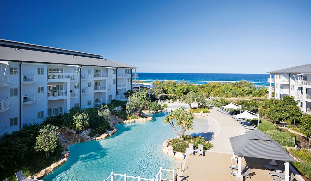 Winner Best Affordable Hotel: Mantra on Salt Beach, NSW.