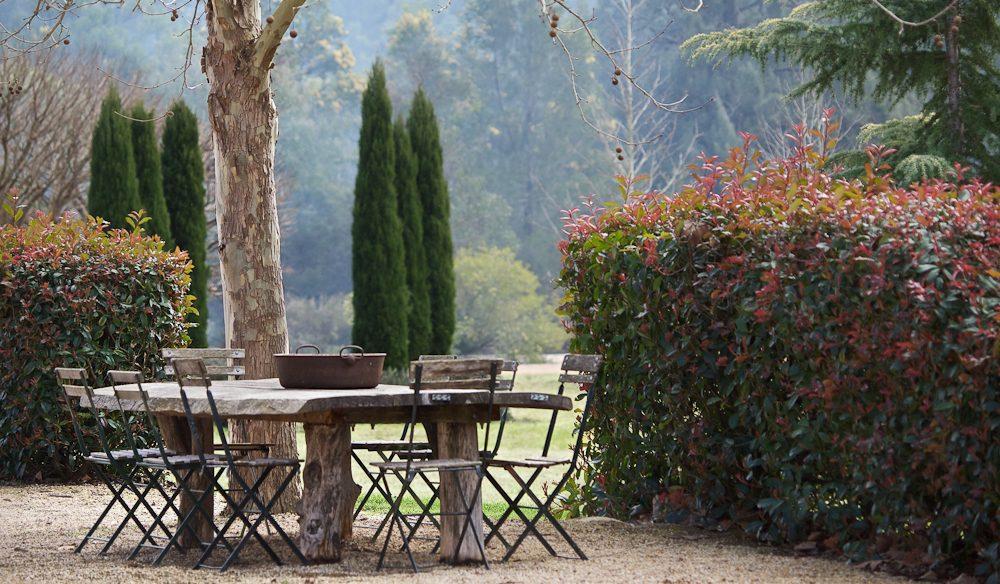 Redleaf garden Wollombi