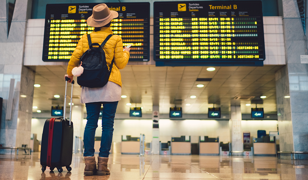 Your Rights When There's a Flight Delay - Australian Traveller