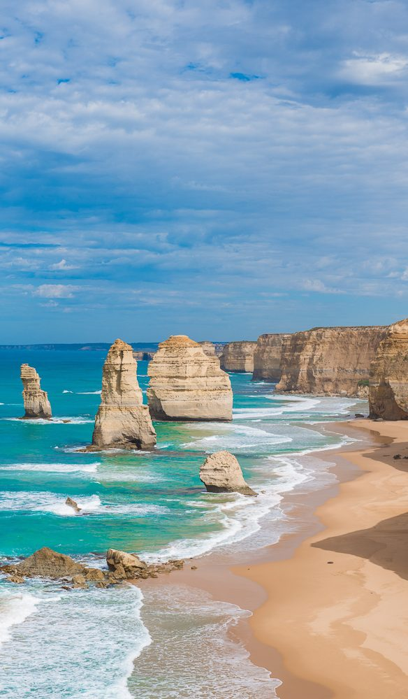 Most Scenic Driving Holiday: Great Ocean Road