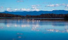 Picturesque Lake at Eurobodalla