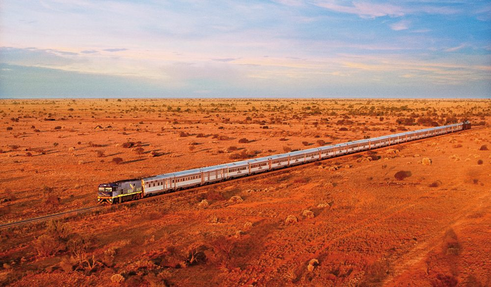 Image result for the ghan