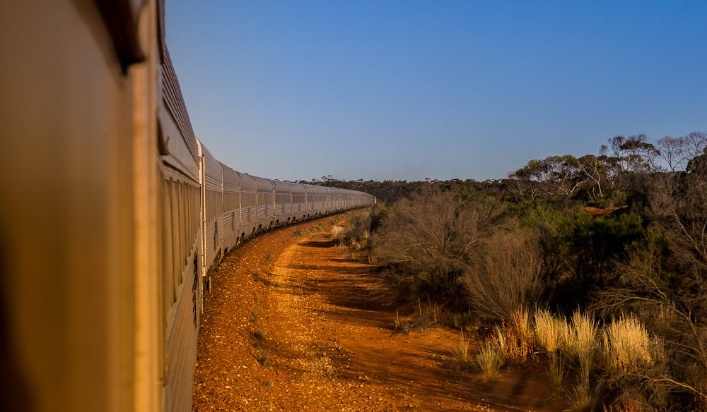 That classic train trip conundrum: The Ghan or Indian Pacific.