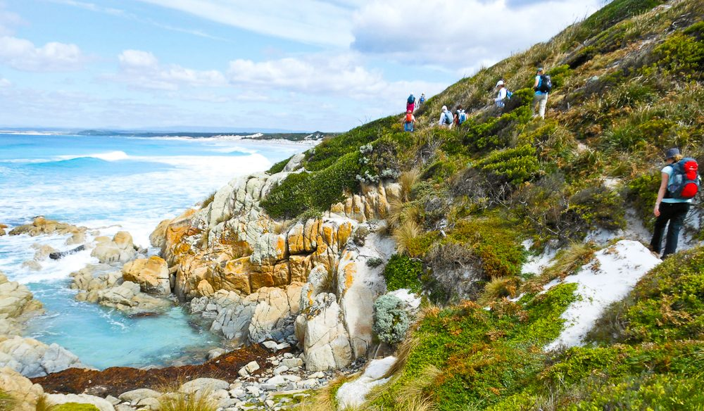 All-inclusive: The 3-day Bay of Fires walk with Life's An Adventure.