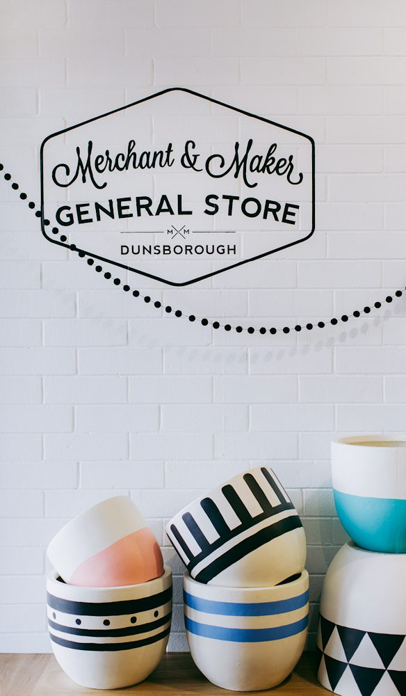 Handmade homeware from Merchant & Maker (photo: Aimee Dehaan).