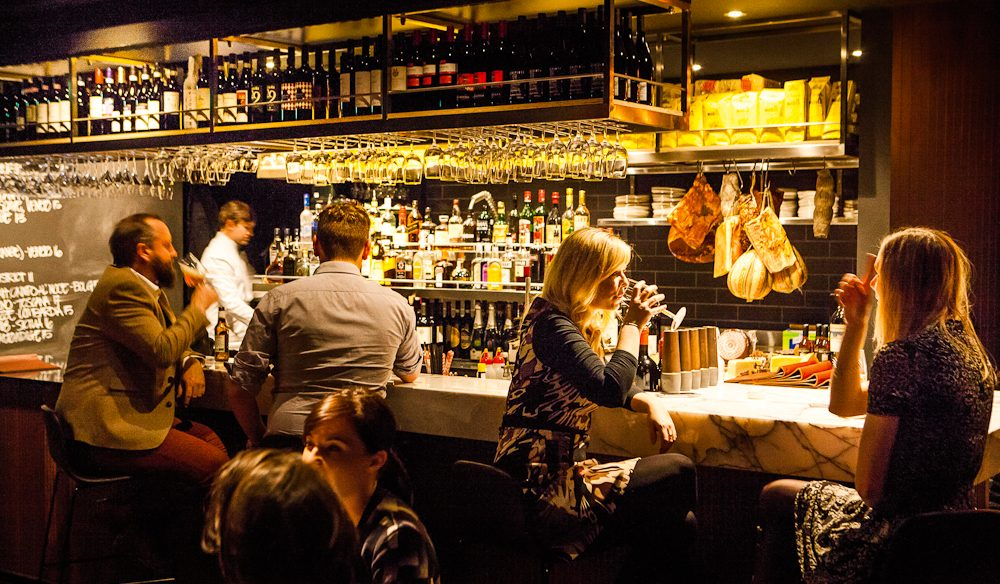 Bacaro Canberra speakeasy Italian and Sons