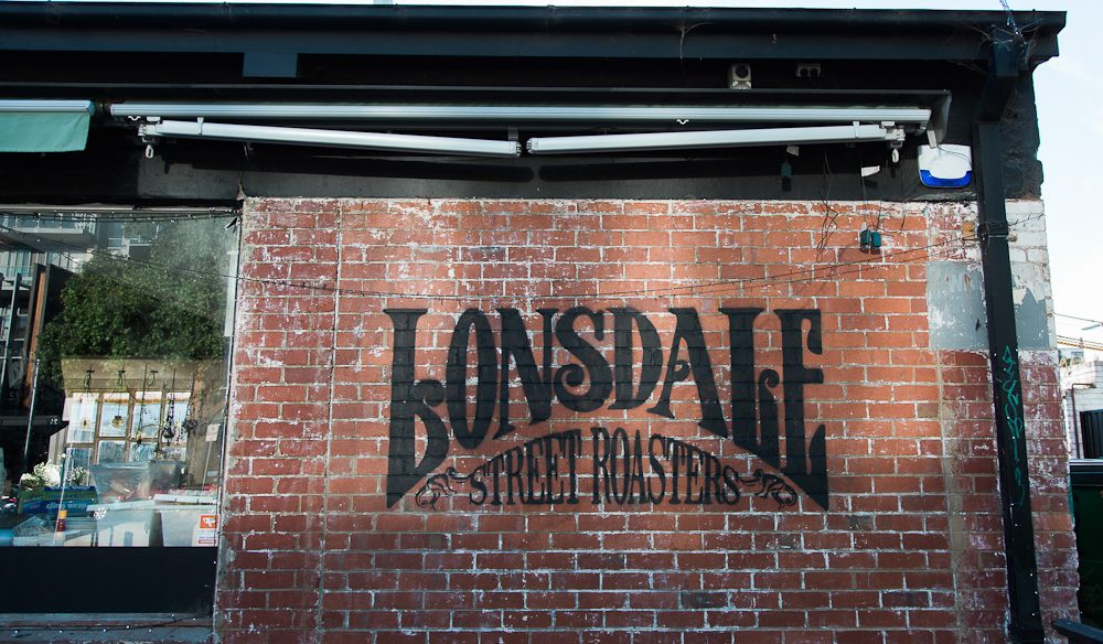 Lonsdale Street Roasters is a legend in Braddon's lunchtime, or any time you need a great coffee (photo: Estella Photography)
