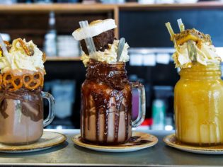 Patissez's 'freakshakes' have gained notoriety