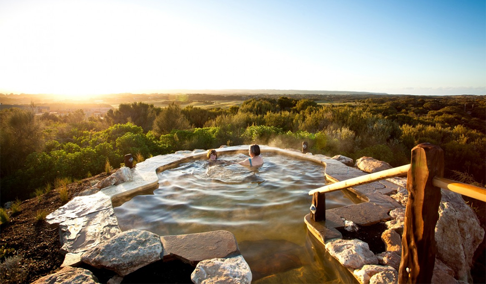 Lightning Ridge Bore Baths, NSW