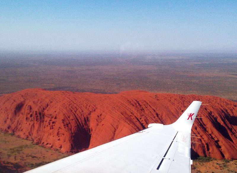 Kirkhope Aviation outback air tours