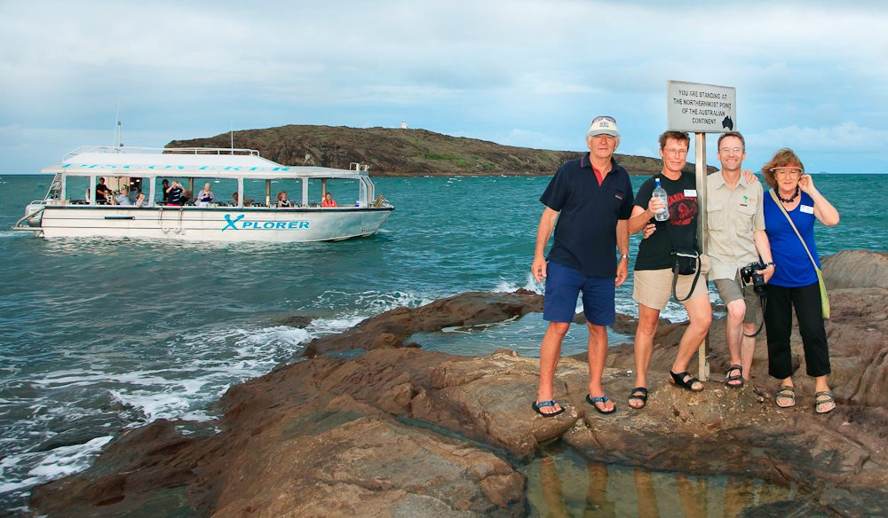 Cape York the 'cruisey' way with Coral Expeditions.