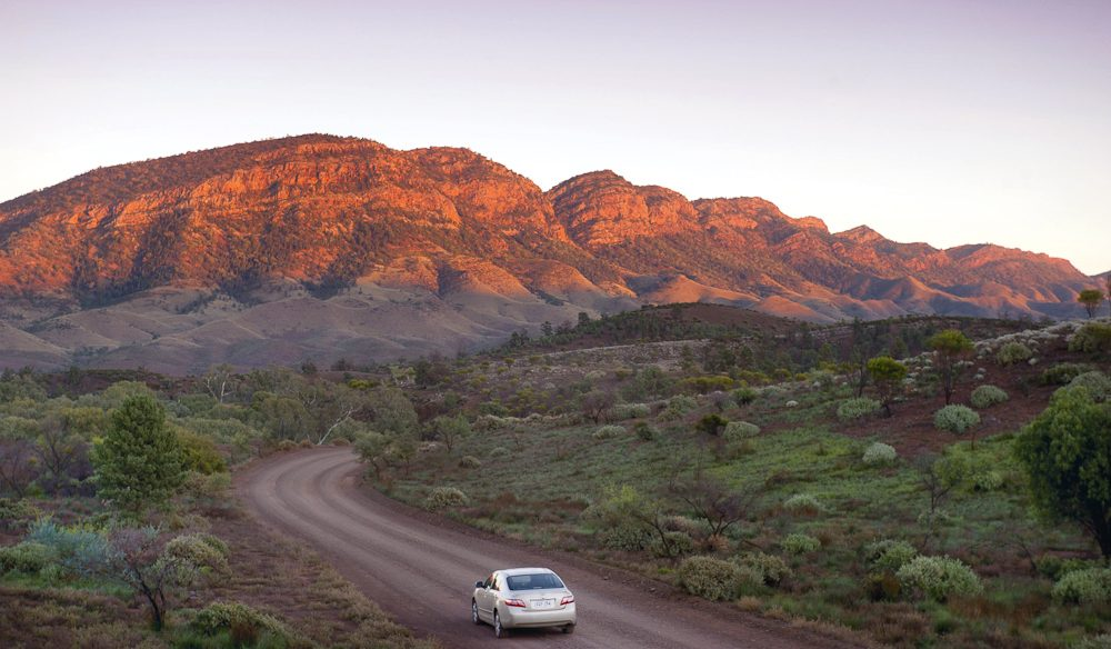 Going into the Flinders Ranges with Broome, Kimberley and Beyond.