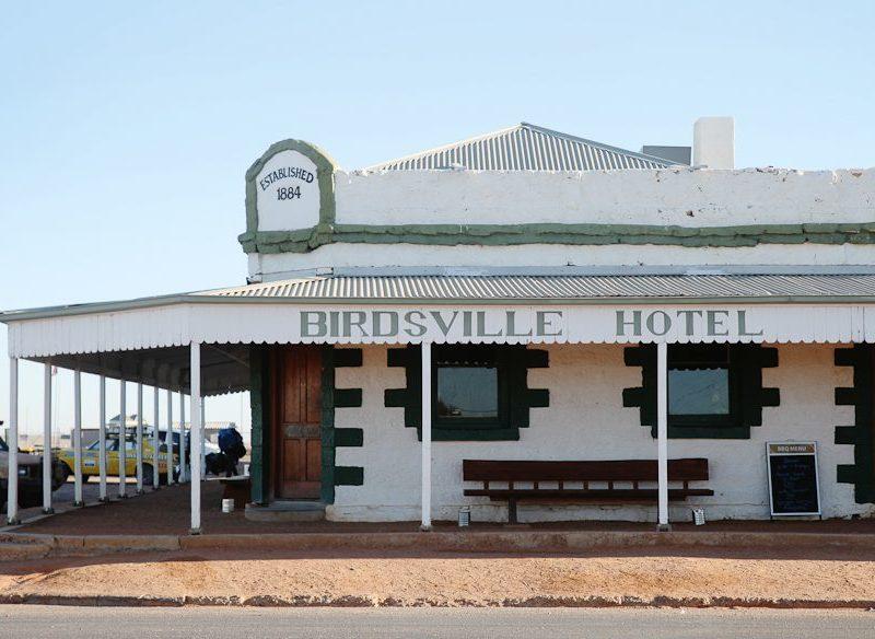 Birdsville QLD
