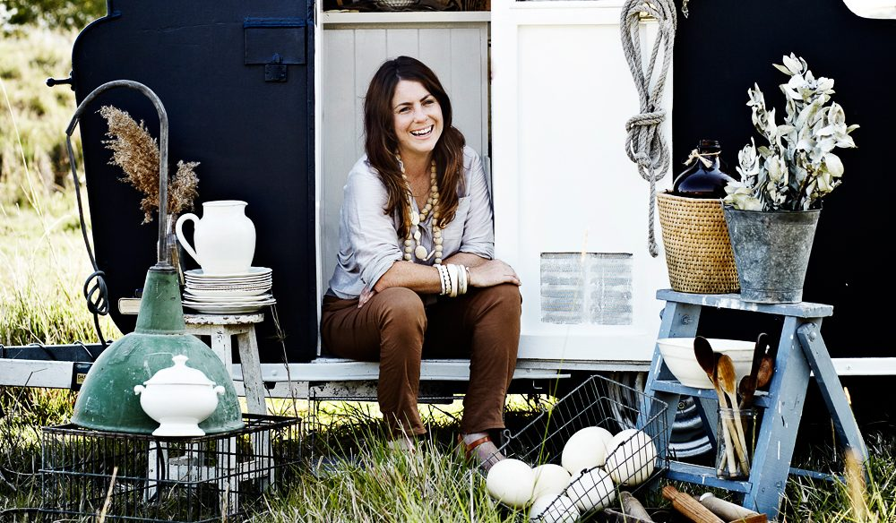 Kara Rosenlund, author of interiors book Shelter.