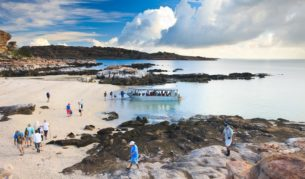 sacred lands of The Kimberley Coral Expeditions