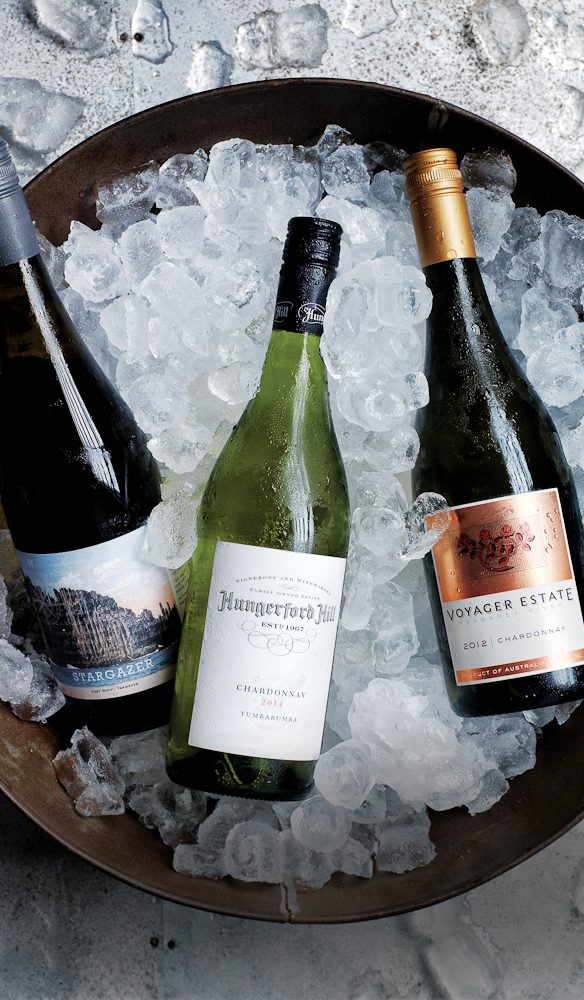 It's official Chardonnay has made a comeback (photo: Chris Court).