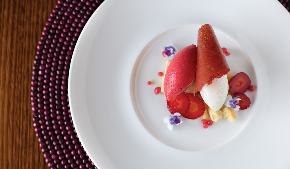 A taste of just how good food in the Barossa can be, at Appellation.