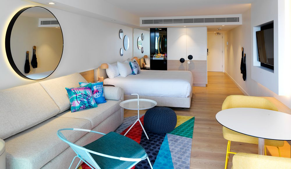 2 nights at brand-new QT Bondi can be yours.