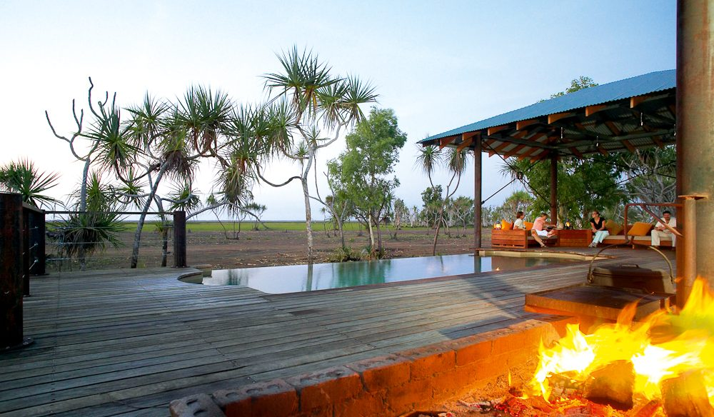 Bamurru Plains Kakadu wild luxury