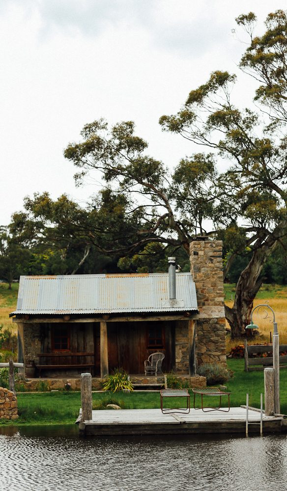 Snowy Mountains charm: Moonbah Huts (photo: Elise Hassey).