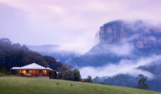 Blue Mountains, Holidays, Accommodation
