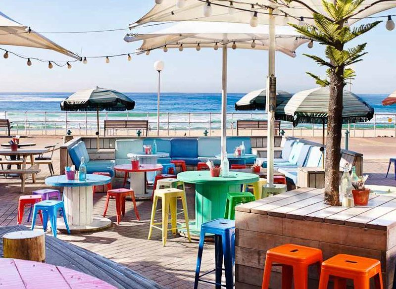 Bucket List Bondi Beach fish and chips