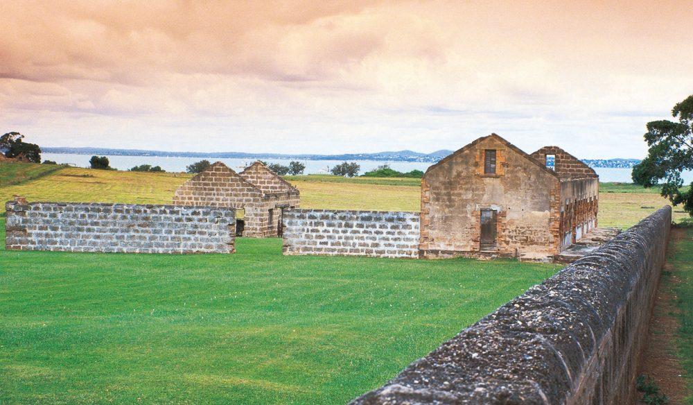 St Helena island Historical Convict Prison