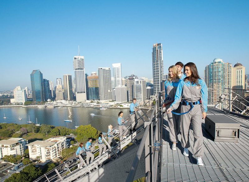 Story Bridge Climb and abseil