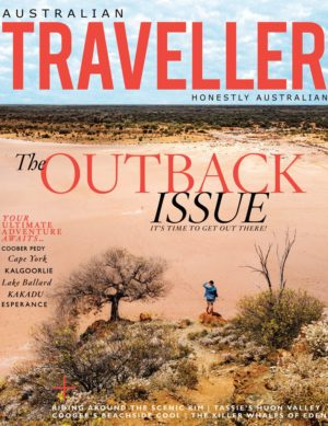 Australian Traveller Issue 73 - The Outback Issue