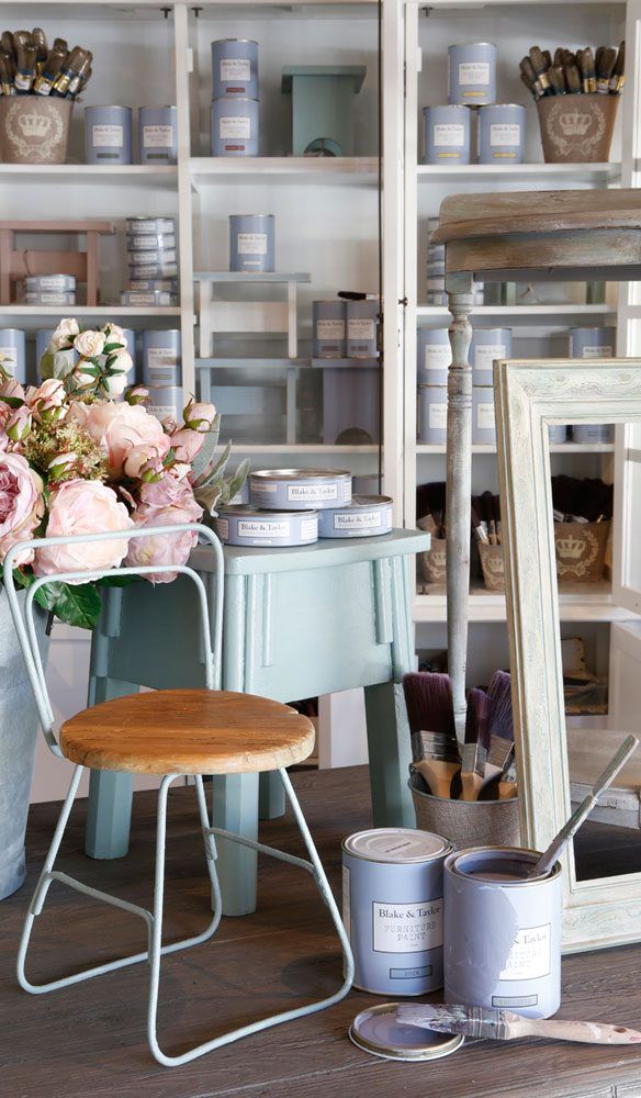 If rustic antiques are more your style, Paddington's Blake & Taylor offer new and recycled furniture plus an interior design service from their heritage building on Latrobe Terrace.