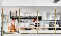 The Innovative kitchen at Gauge Brisbane (photo: Toby Scott).
