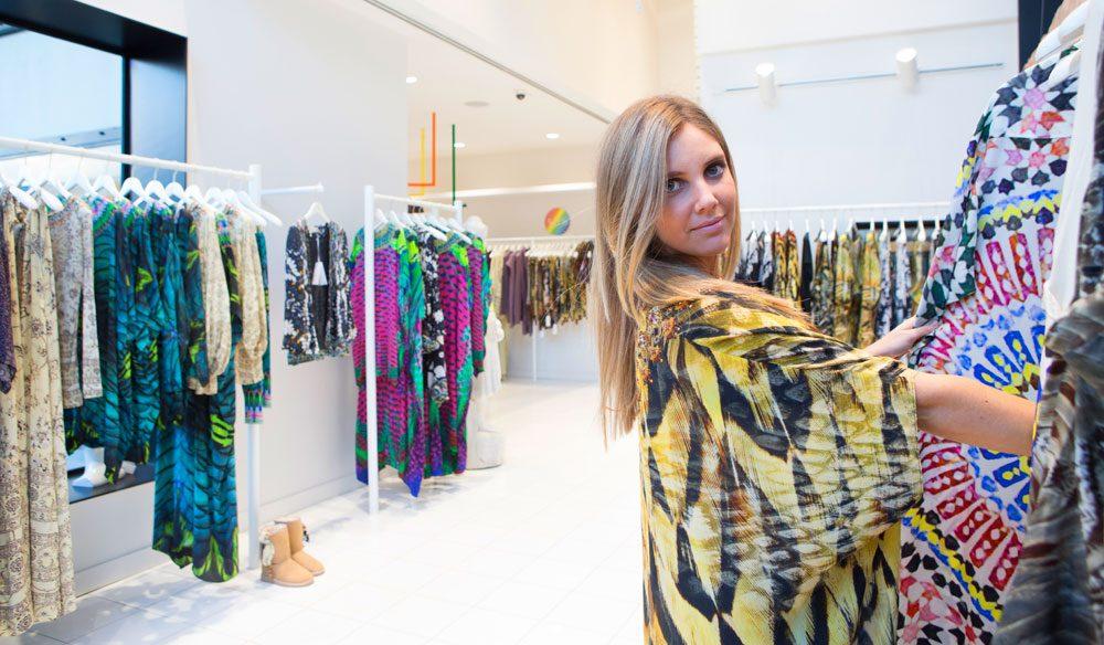Camilla Franks fashion, Brisbane.