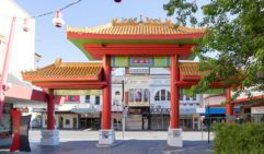 Brisbane's Chinatown is where Li Cunxin takes his out-of-town friends for a feed.